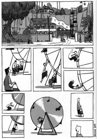Burma Chronicles ferris wheel