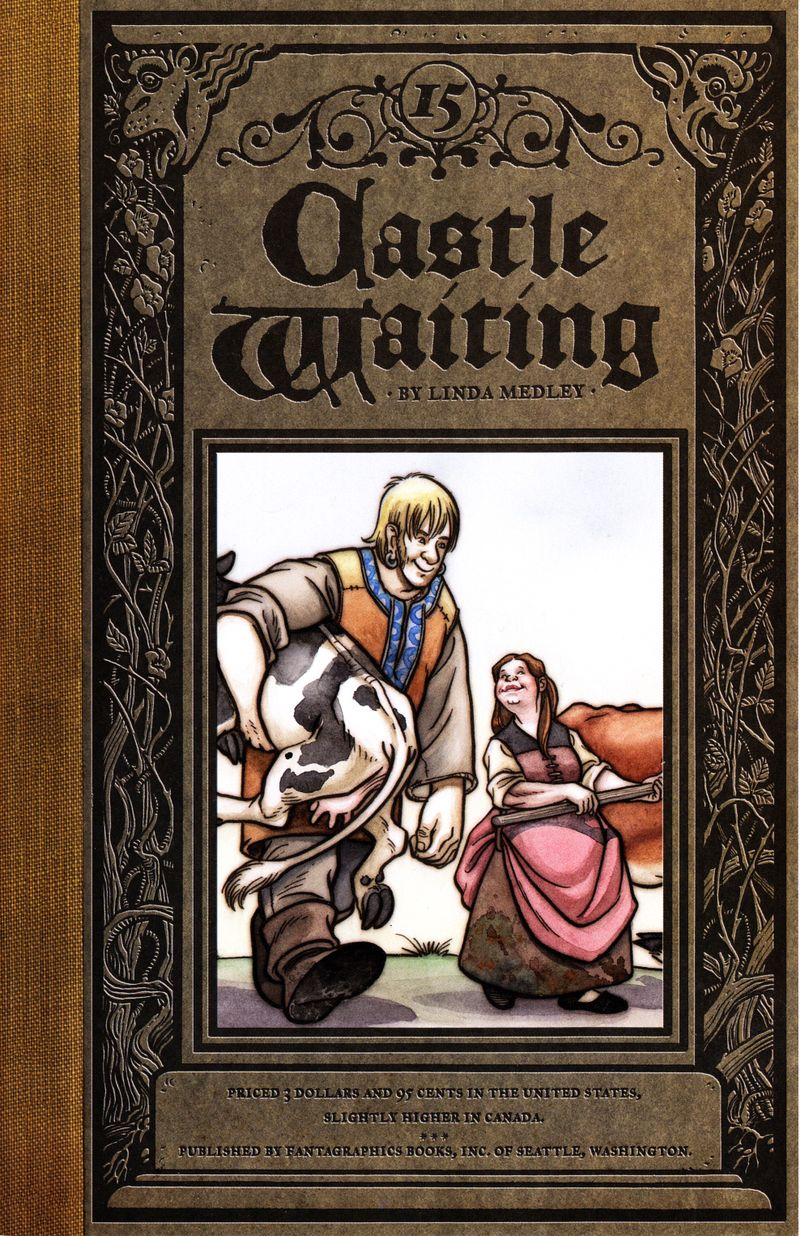 Castle Waiting 15 cover