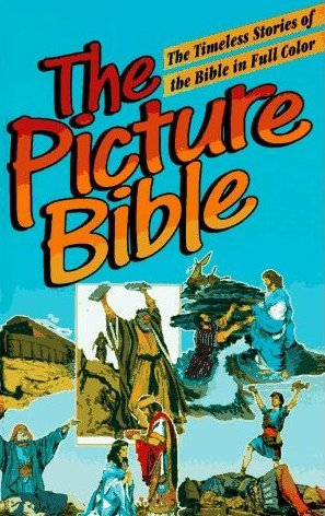 Cover to The Picture Bible (1998 ed.), nicked from amazon