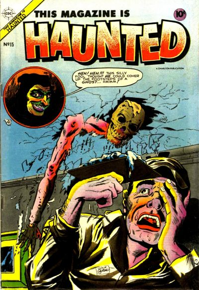 This Magazine is Haunted 15 (Feb. 1954?)