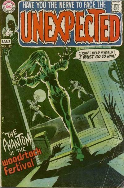 Unexpected 122 (Jan. 1971)
