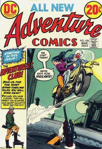 Adventure Comics 426 (Feb. 1973)