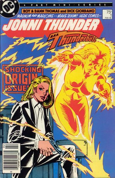 Jonni Thunder 1 (Feb. 1985)
