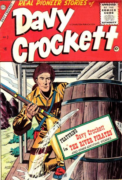 Davy Crockett 7 (1956, precise date unknown)