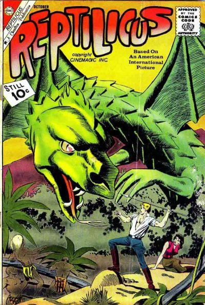 Reptilicus 2 (Oct. 1961)