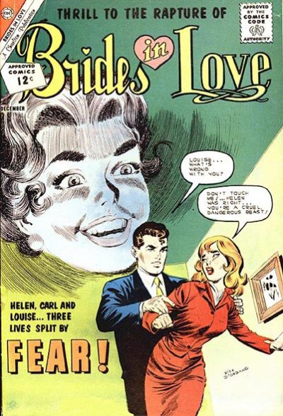 Brides in Love 33 (Dec. 1962)