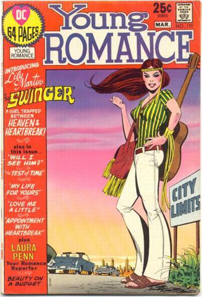 Young Romance 170 (Feb. 1971)