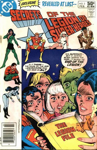 Secrets of the Legion 2 (Feb. 1981)