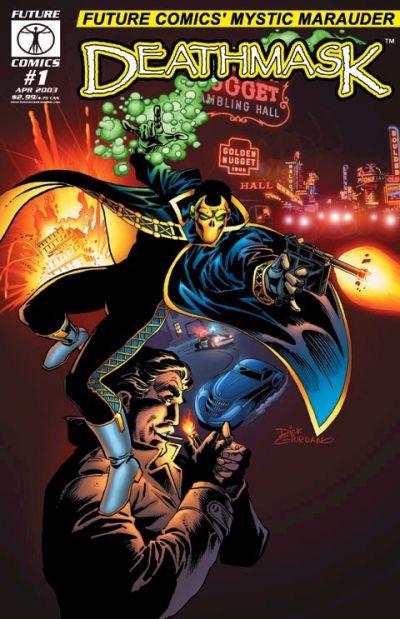 Deathmask 1 (April 2003)