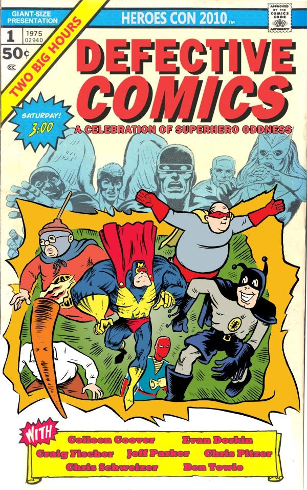 Defective Comics