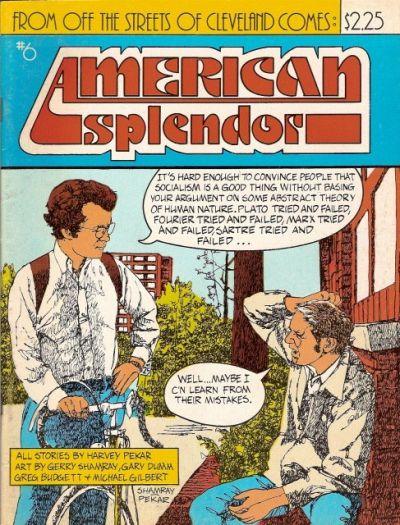 American Splendor 6 cover