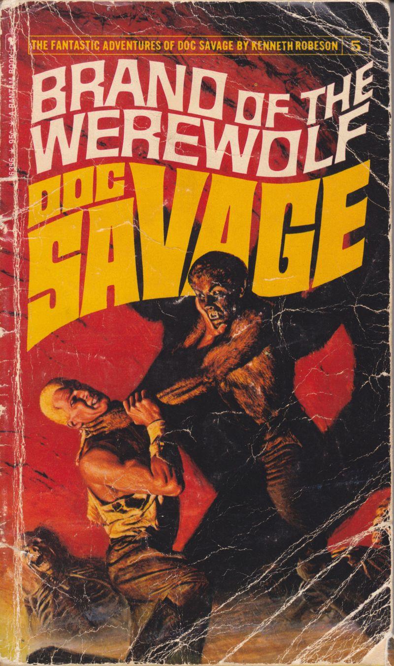 Brand of the Werewolf