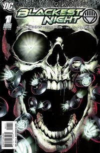 Blackest Night 1 cover (imaged nicked from GCD)