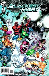 Blackest Night 8 cover (image nicked from GCD)