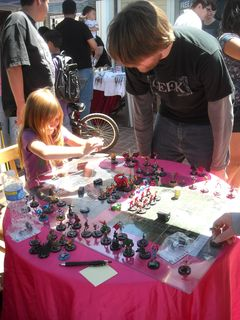 I coveted that Devil Dinosaur Heroclix piece! (FCBD 2010)