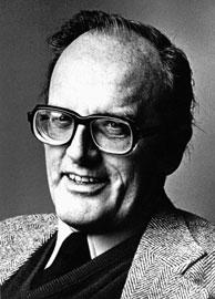 Portrait of Paul Conrad